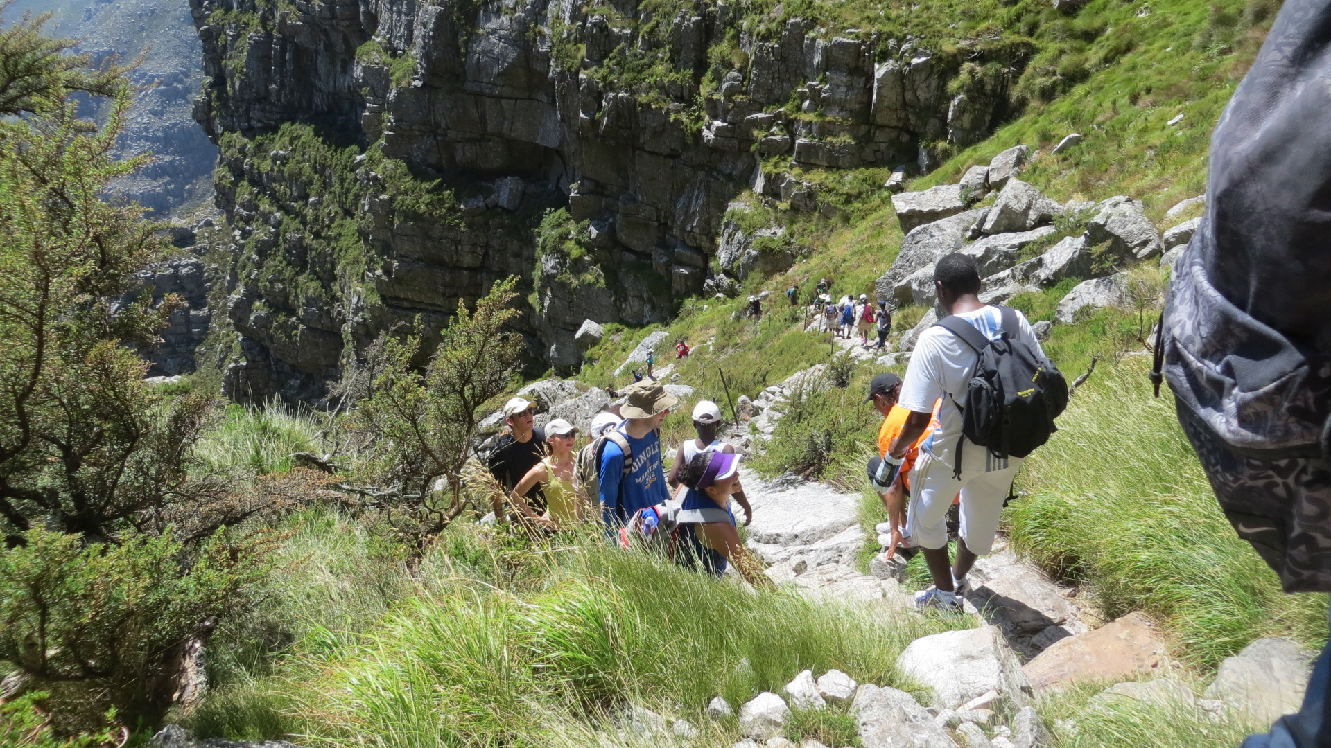 pacific crest trail guided hikes