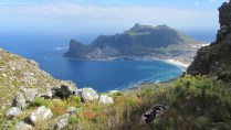 Hout Bay from the Panorama path